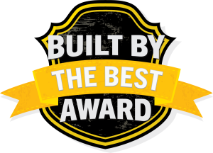 Built by the Best Award CEBA Logo