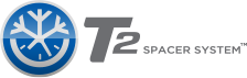 T2 Spacer System logo