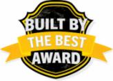 Built by the Best Award CEBA Logo