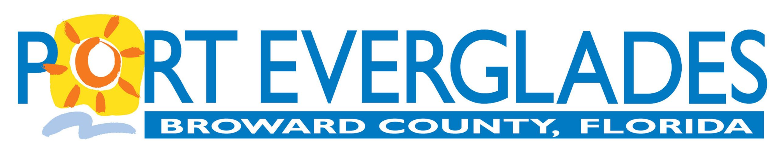 Port Everglades Broward County, FL Logo