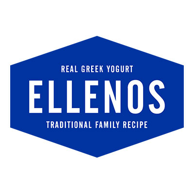 Ellenos Real Greek Yogurt Logo
