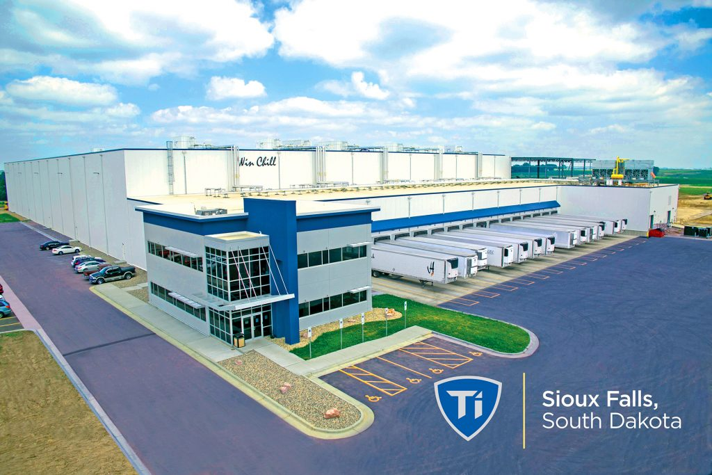 Win Chill - Ti Cold Storage _rendering_Sioux Falls SD