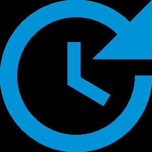 Time Arrow Icon
